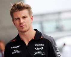 Hulkenberg apologises for Massa clash