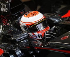 McLaren convincing Button to stay