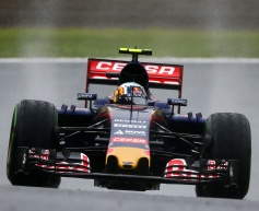Sainz pleased to top first session