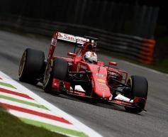 Vettel urges Formula 1 to retain Monza