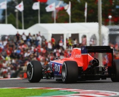 Manor Marussia to use Mercedes power units