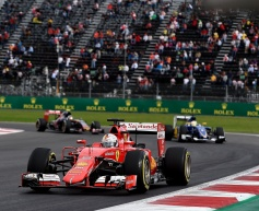 Vettel takes blame for Mexico exit