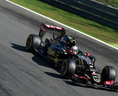 Lotus misses scrutineering in Abu Dhabi