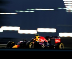Kvyat hampered by electrical issues