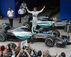 Rosberg thrilled by successive Brazil triumphs