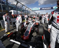New chassis for Gutierrez after collision