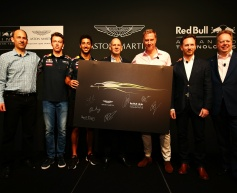 Red Bull announces Aston Martin deal