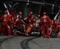 Raikkonen: Fifth position not a disaster