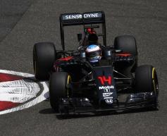 Alonso positive despite missing points