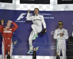 Feature: Rosberg reaps rewards as rivals falter