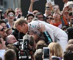 Rosberg hails Mercedes balance after triumph
