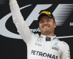 Feature: Rosberg seals the hat-trick