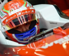 Fuoco happy with Ferrari test outing