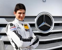 Ocon to make Mercedes test debut in Spain