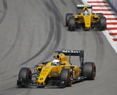 Renault looking to the future with drivers