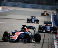 Wehrlein: Sauber battle destroyed tyres