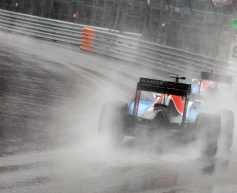 Manor drivers rue 'tough', 'difficult' Monaco