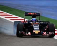Toro Rosso pair rue 'unfortunate' problems