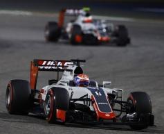 Grosjean, Gutierrez to split test running