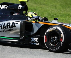 Force India: Fifth remains the target