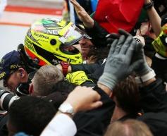 Perez hails 'very special' Monaco podium