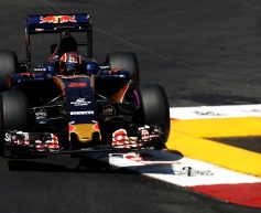 Kvyat out to prove potential with STR
