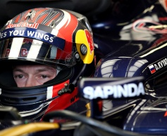 Tost: Kvyat has mental strength back