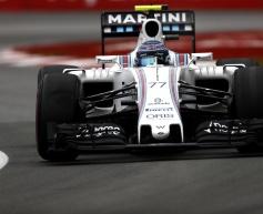 Williams podium a 'big boost' - Bottas