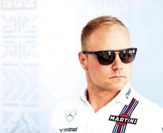 Bottas hopes for Williams podium fight