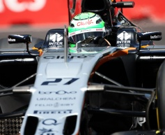 Hulkenberg 'bitter' after spin causes early exit