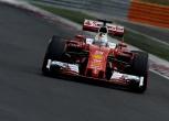Vettel felt podium slipped through grasp