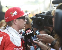 Raikkonen: Podium result a big gift