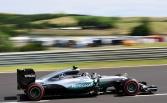 Rosberg stays on top as Verstappen closes