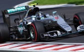 Rosberg heads opening session in Germany