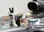 Hamilton 'proud' over Hockenheim triumph