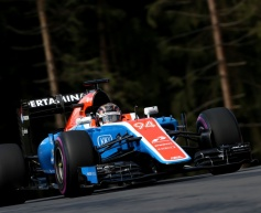 Wehrlein ecstatic with best Manor grid slot