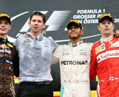 Hamilton wins after last lap Rosberg clash