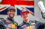 Red Bull pair thrilled by double podium