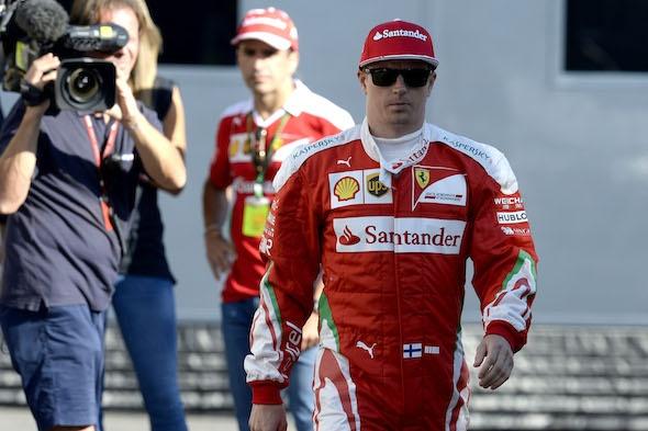 Kimi Raikkonen/Scuderia Ferrari