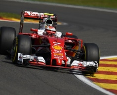Raikkonen tops FP3 as Verstappen hits trouble