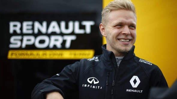 Kevin Magnussen/Renault