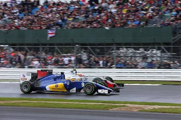 Sauber F1 Team.