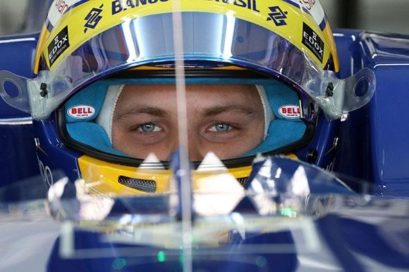 Marcus Ericsson (SWE), Sauber F1 Team.