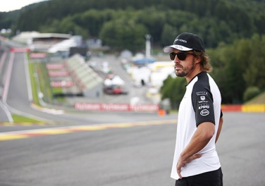 Alonso hopes for a positive weekend