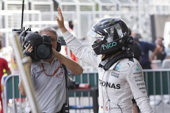 Nico Rosberg/Mercedes