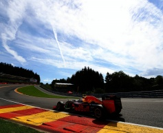 Verstappen leads Red Bull 1-2 in second practice