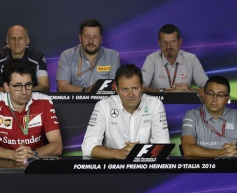 2016 Italian GP - Friday Press Conference