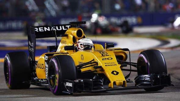 Kevin Magnussen / Renault