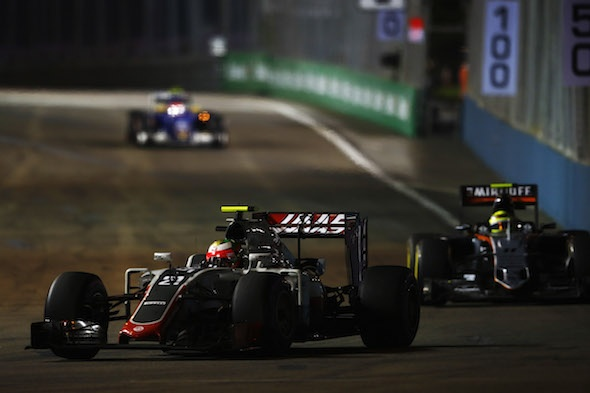 Haas F1 Team / LAT Photographic