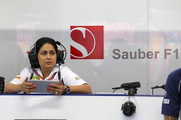 Monisha Kaltenborn (AUT) / Sauber F1 Team